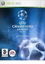 Hra pre Xbox 360 UEFA Champions League 2006-2007