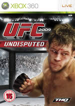 Hra pre Xbox 360 UFC 2009: Undisputed