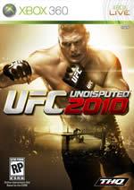 Hra pre Xbox 360 UFC Undisputed 2010