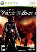 Hra pre Xbox 360 Velvet Assassin