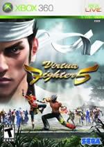 Hra pre Xbox 360 Virtua Fighter 5