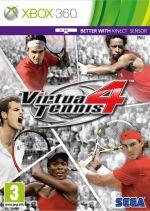 Hra pre Xbox 360 Virtua Tennis 4