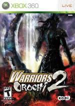 Hra pre Xbox 360 Warriors Orochi 2