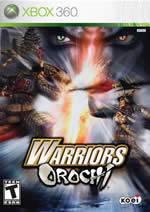 Hra pre Xbox 360 Warriors Orochi