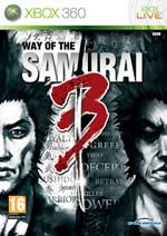 Hra pre Xbox 360 Way of The Samurai 3