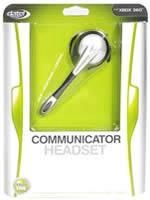 Prislušenstvo pre XBOX 360 Bezdrôtové slúchadlo s mikrofónom (datel)
