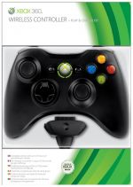 Prislu�enstvo pre XBOX 360 XBOX 360 Wireless Controller + Play & Charge Kit (�ierny)
