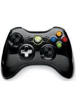 Prislušenstvo pre XBOX 360 Xbox 360 Wireless Controller Chrome (čierny)
