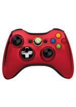 Prislušenstvo pre XBOX 360 XBOX 360 Wireless Controller (červený)