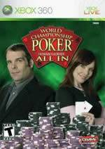 Hra pre Xbox 360 World Championship Poker: All In