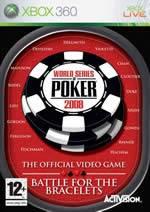 Hra pre Xbox 360 World Series of Poker 2008: Battle For The Bracelets