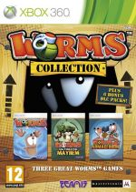 Hra pre Xbox 360 Worms Collection