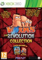 Hra pre Xbox 360 Worms Revolution Collection