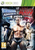 Hra pre Xbox 360 WWE SmackDown! vs. Raw 2011