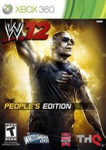 Hra pre Xbox 360 WWE 12 (The Peoples Edition)