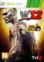 Hra pre Xbox 360 WWE 12 (The Rock Edition)