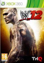 Hra pre Xbox 360 WWE 12