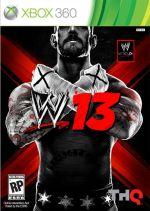 Hra pre Xbox 360 WWE 13