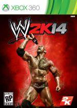 Hra pre Xbox 360 WWE 2K14
