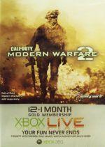 Hra pre Xbox 360 XBOX 360 - 12 + 1 mesiacov XBOX Live GOLD