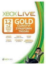 Hra pre Xbox 360 XBOX 360 - 12 mesiacov XBOX Live GOLD + 2 mesiace zadarmo
