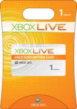 Hra pre Xbox 360 Xbox 360 - 1 mesiac XBOX Live GOLD