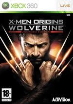 Hra pre Xbox 360 X-Men Origins: Wolverine
