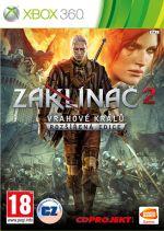 Hra pre Xbox 360 Zaklínač 2: Vrahové králů CZ (Rozšířená Edice)