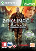 Hra pre Xbox 360 Zaklínač 2: Vrahové králů (Rozšířená Edice Classics)