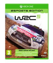hra pro Xbox One WRC 5 (eSports edition)