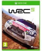 hra pro Xbox One WRC 5