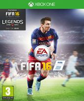 hra pre Xbox One FIFA 16 CZ