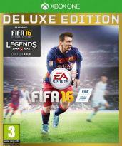 hra pre Xbox One FIFA 16 CZ (Deluxe Edition)