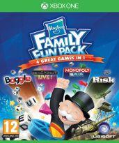 hra pre Xbox One Hasbro Family Fun Pack 4v1