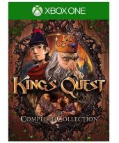 hra pre Xbox One Kings Quest: Complete Collection HD