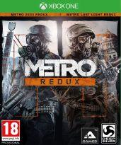 hra pre Xbox One Metro: Redux EN