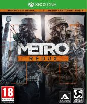 hra pre Xbox One Metro: Redux CZ