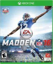hra pre Xbox One Madden NFL 16