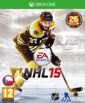 hra pre Xbox One NHL 15 CZ