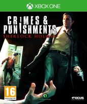 hra pre Xbox One Sherlock Holmes: Crime & Punishments