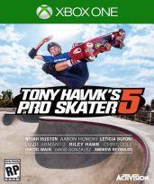 hra pre Xbox One Tony Hawks Pro Skater 5