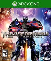 hra pre Xbox One Transformers: Rise of the Dark Spark
