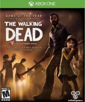 hra pre Xbox One Walking Dead (Game of the Year)
