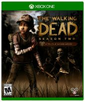 hra pre Xbox One Walking Dead: Season 2