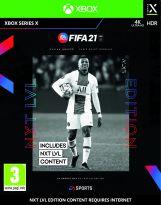 hra pro Xbox Series X FIFA 21 - NXT LVL Edition