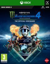 hra pro Xbox Series X Monster Energy Supercross 4