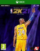 hra pro Xbox Series X NBA 2K21 - Mamba Forever Edition
