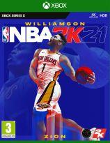 hra pro Xbox Series X NBA 2K21
