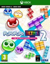 hra pro Xbox Series X Puyo Puyo Tetris 2