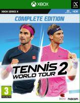 hra pro Xbox Series X Tennis World Tour 2 - Complete Edition